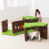 Forest Tunnel Play Set